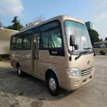 牡丹6.6米10-26座中巴车MD6668KD5(A)